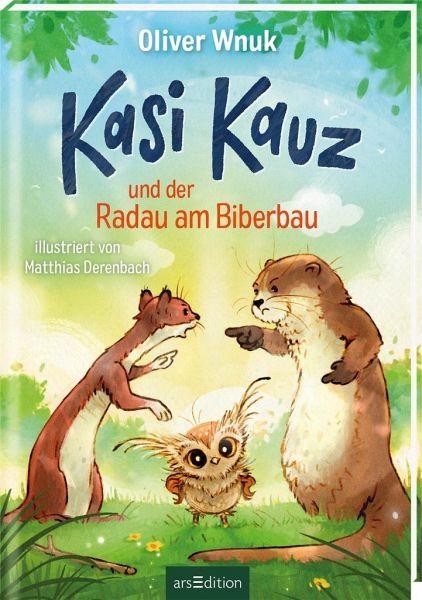 Buch-Reihe Kasi Kauz
