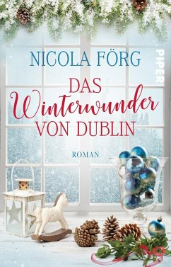 Das Winterwunder von Dublin (Mängelexemplar) - Förg, Nicola