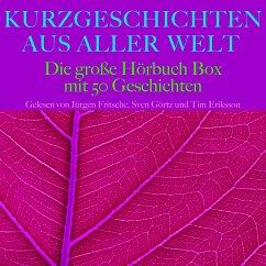 Kurzgeschichten aus aller Welt (MP3-Download) - Poe, Edgar Allan; Twain, Mark; Tschechow, Anton