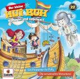 Der kl Hui Buh - Ein Piratentier für Polly/Die verwünschte Wünscherei, 1 Audio-CD