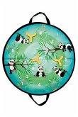 Magnet Dartscheibe Panda