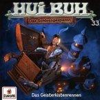 Hui Buh, Das Schlossgespenst, neue Welt - Das Geisterkistenrennen, 1 Audio-CD