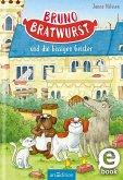 Bruno Bratwurst und die bissigen Geister (Bruno Bratwurst 3) (eBook, ePUB)