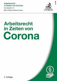 Arbeitsrecht in Zeiten von Corona (eBook, PDF)