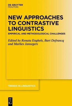 New Approaches to Contrastive Linguistics (eBook, PDF)