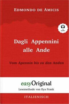 Dagli Appennini alle Ande / Vom Apennin bis zu den Anden (mit Audio) - de Amicis, Edmondo