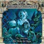 Gruselkabinett, Folge 169: Ein Heim für Oscar (MP3-Download)