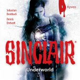 Sinclair, Staffel 2: Underworld, Folge 1: Kyvos (MP3-Download)