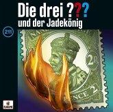 Die drei ??? und der Jadekönig / Die drei Fragezeichen - Hörbuch Bd.211 (1 Audio-CD)