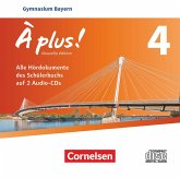 À plus ! - Nouvelle édition - Bayern - Band 4 Audio-CDs