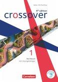 Crossover Band 1. Jahrgangsstufe 11. Workbook. Baden Württemberg