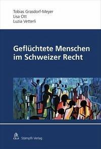 Geflüchtete Menschen im Schweizer Recht