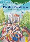 LESEZUG/Klassiker: Die drei Musketiere