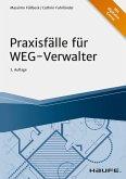 Praxisfälle für WEG-Verwalter (eBook, PDF)