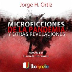 Microficciones de la pandemia y otra revelaciones (MP3-Download) - Ortíz, Jorge