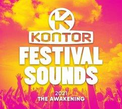 Kontor Festival Sounds 2021-The Awakening - Diverse