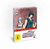 Kuroko's Basketball Season 2 Vol.2 Steelcase Edition