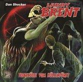 Larry Brent - Todesküsse vom Höllenfürst, 1 Audio-CD