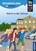 Die drei !!!, Bücherhelden 2. Klasse, Alarm in der Schule