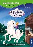 Sternenschweif, Bücherhelden 1. Klasse, Hilfe für die Ponys