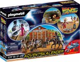 """PLAYMOBIL® 70576 Adventskalender """"Back to the Future Part III"""""""