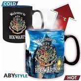 ABY style - Harry Potter Letter form Hogwarts Thermoeffekt Tasse