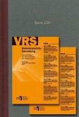 Verkehrsrechts-Sammlung (VRS) Band 139 / Verkehrsrechts-Sammlung (VRS) Bd. 139