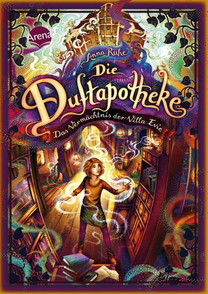 Buch-Reihe Die Duftapotheke