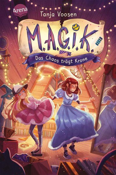 Buch-Reihe M.A.G.I.K.