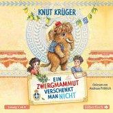 Ein Zwergmammut verschenkt man nicht / Nur mal schnell Bd.4 (2 Audio-CD)
