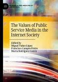 The Values of Public Service Media in the Internet Society (eBook, PDF)