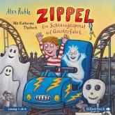 Zippel - Ein Schlossgespenst auf Geisterfahrt / Zippel Bd.2 (2 Audio-CDs)