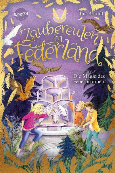 Buch-Reihe Zaubereulen in Federland