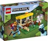 LEGO® Minecraft 21171 Der Pferdestall