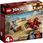 LEGO® NINJAGO 71734 Kais Feuer-Bike
