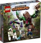 LEGO® Minecraft 21176 Die Dschungel Ungeheuer