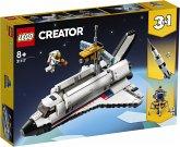 LEGO® Creator 31117 Spaceshuttle-Abenteuer