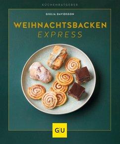 Weihnachtsbacken express (Mängelexemplar) - Davidsson, Giulia
