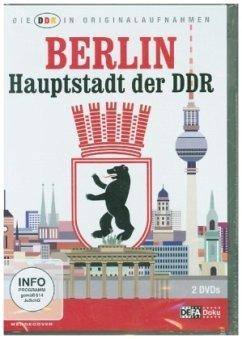 DDR In Originalaufnahmen-Berlin Hauptstadt Der DDR - Ddr In Originalaufnahmen,Die