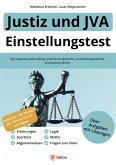 Einstellungstest Justiz und JVA