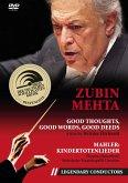 Zubin Mehta-Good Thoughts,Good Words,Good Deed