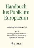 Handbuch Ius Publicum Europaeum