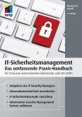 IT-Sicherheitsmanagement (eBook, PDF)