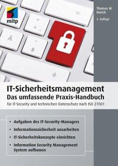 IT-Sicherheitsmanagement (eBook, ePUB) - W. Harich, Thomas