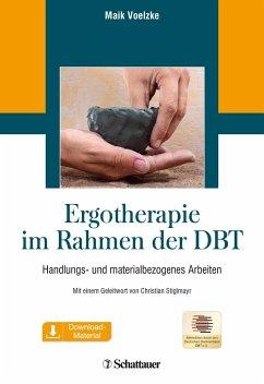 Ergotherapie im Rahmen der DBT (Mängelexemplar)