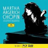 Argerich Chopin:Sämtliche Aufnahmen Für Dg(Cd+Bra)