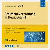 ITG-Fb. 295: Breitbandversorgung in Deutschland, CD-ROM