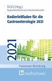 Kodierleitfaden für die Gastroenterologie 2021 (eBook, ePUB)