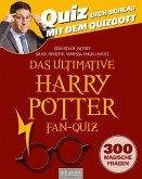 Quiz dich schlau mit dem Quizgott: Harry Potter Fan-Quiz
