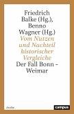 Vom Nutzen und Nachteil historischer Vergleiche (eBook, PDF)